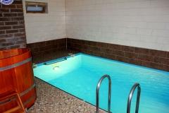 Сауна в Туле с большим бассейном